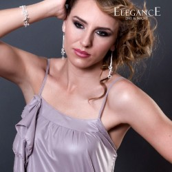 SET LIA :: EARRINGS & BRACELET