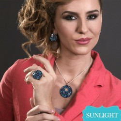 SET SITU :: EARRINGS, RING, PENDANT & CHAIN